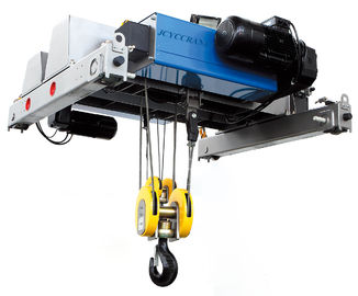 Electric Wire Rope Double Girder Hoist For Ship Building / Hydro Power Industry 10t 20t 30t