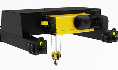 China European Style Remote Control Electric Wire Rope Hoist Winch 3.2 Ton supplier