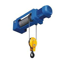 China 2 / 1 Foot mounted Electric Wire Rope Hoist supplier