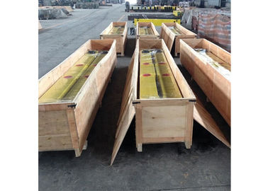China 1 - 150 Ton Single Girder End Carriage / Customized Length End Carriage Of Crane supplier