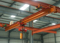 China 0.5 tons to 10 tons Single Girder Overhead Travelling Crane / Flexible Hoisted Crane factory