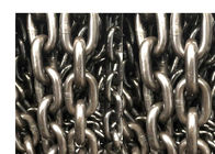 China Blacken Oxidation G80 Lifting Chain EN818-2 Alloy Steel Achor Various Length factory