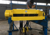 Single / Double Speed Electric Wire Rope Hoist Customized 1-5t Wire Rope Trolley
