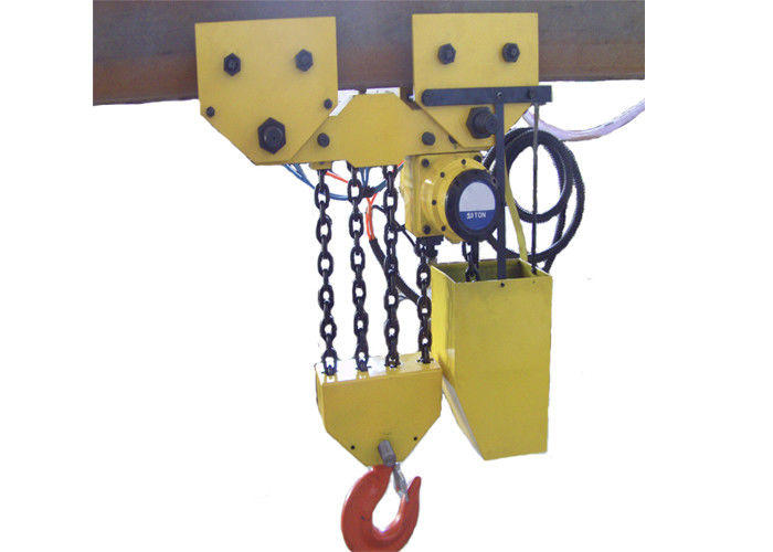 10 tons Explosion Proof Chain Hoist High Efficient ISO9001