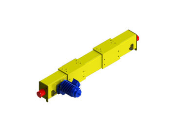 Customised End Carriage Overhead Crane Double Girder Top Running
