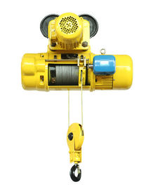 China Lifting Goods Electric Wire Rope Hoist Leading Crane With Customized Color distributor