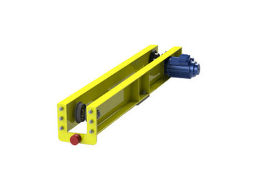 China Efficiency Under Running Crane End Carriage For Workshop / Warehouse / Storage factory