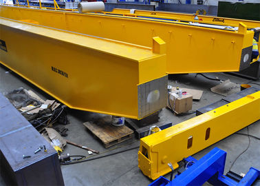 China Double Girder Overhead Crane 5 tons to 20 tons European Optimized Design distributor