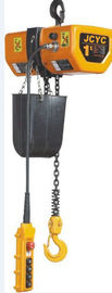 China Hitachi Model Foot Mounted Hoist Leading Crane with hooks without trolley distributor