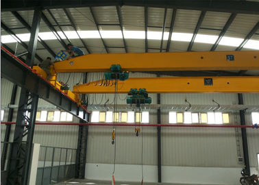 China JCYC / OEM Overhead Travelling Crane 6-30m Normal Orange / Yellow Corlor factory