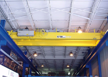 China Double Beam Overhead Travelling Crane 5ton - 150ton Steel Material factory