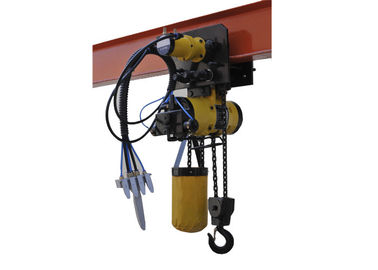 China QDT Series Explosion Proof Chain Hoist Pneumatic Motor CE Certification distributor
