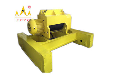 China Yellow Electric Wire Rope Hoist Double Girder Hoist 16 Ton - 56 Ton distributor