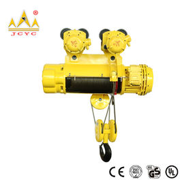 Explosion Proof 5 Ton Electric Wire Rope Hoist Height 6 - 30 M M3 - M4 Working System
