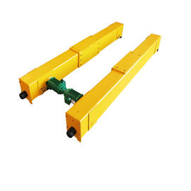 China Single Girder Top Running End Carriage for Various Suspension and Bridge Cranes factory