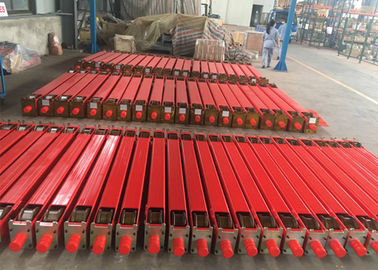 China Wireless Remote Control End Trucks For Overhead Cranes Customized Color factory