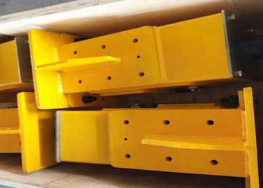 China Yellow End Carriage Overhead Crane 1.5-22.5 Meter Span With ISO9000 Certificate factory