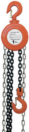 HSZ Manual Pulley Chain Hoist 1T - 30T Hand Chain Block With G80 Chain CE / ISO